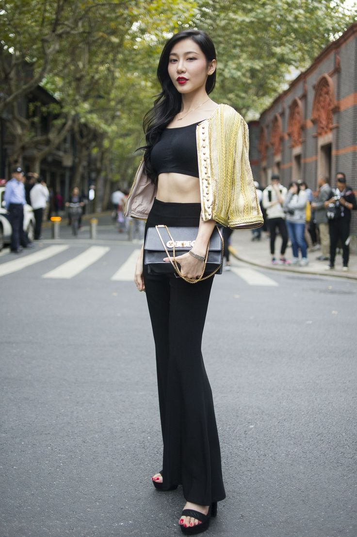 Shanghai Fashion Week Fall