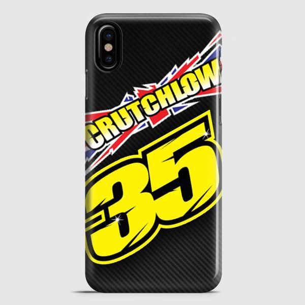 Cal Crutchlow 35 Motogp iPhone X Case | casescraft