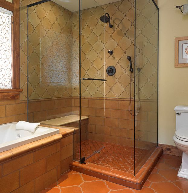 Ideen Výstavba Koupelny Green Style Bathroom Badezimmer Stil: 42 Besten Badezimmer Im Mediterranen Stil Bilder Auf