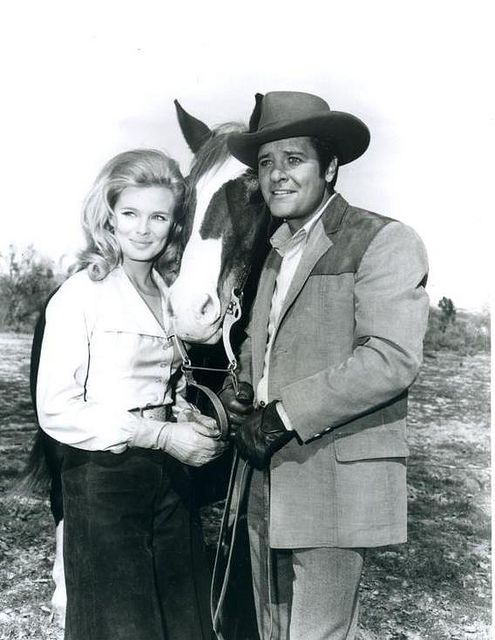 Linda Evans & Richard Long - The Big Valley
