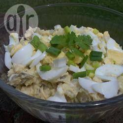 Salade de patates au fromage @ qc.allrecipes.ca