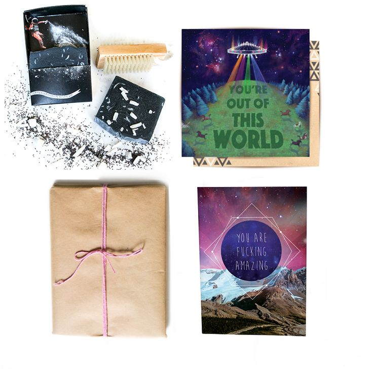 You're Out Of This World Gift Pack