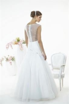 Wedding Dress - ARUBA BACK - Relevance Bridal