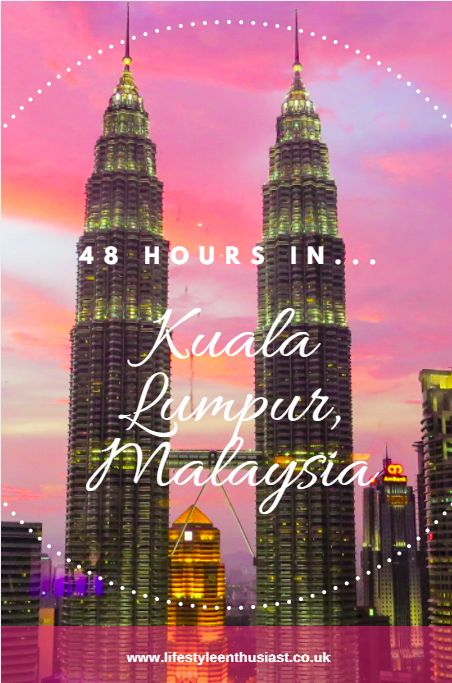 What to do in Kuala Lumpur (KL), What to eat and where to drink in KL and what to skip. A 48 hour itinerary guide for a weekend trip to Kuala Lumpur, Malaysia.