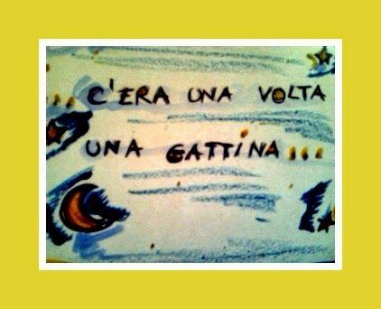 TELA BIANCA (il blog di Paola Marchi:riflessioni su arte e spiritualità) : LA VERA STORIA DELLA GATTA PALLA
