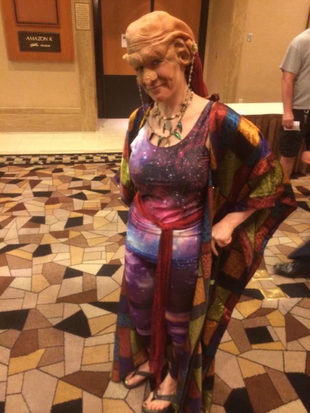 Scandalous! All The Boldest Cosplay From Star Trek Las Vegas 2014!