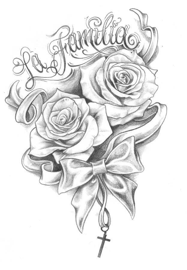 Rose perfect expresation #inkspiration