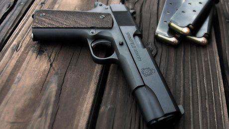 Colt M1911 calibre .45