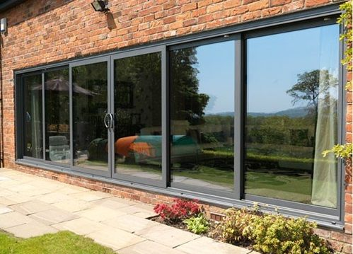 PVC windows Australia is a manufacturer and supplier of best quality double glazed stacker doors, you can get wide range of double glazed stacker doors and other types of doors.    #DoubleGlazedStackerDoors