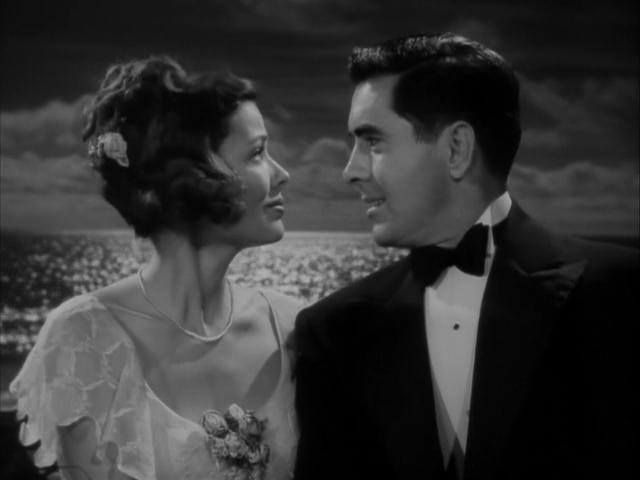 Tyrone Power and  Gene Tierney   King of 20 century FOX