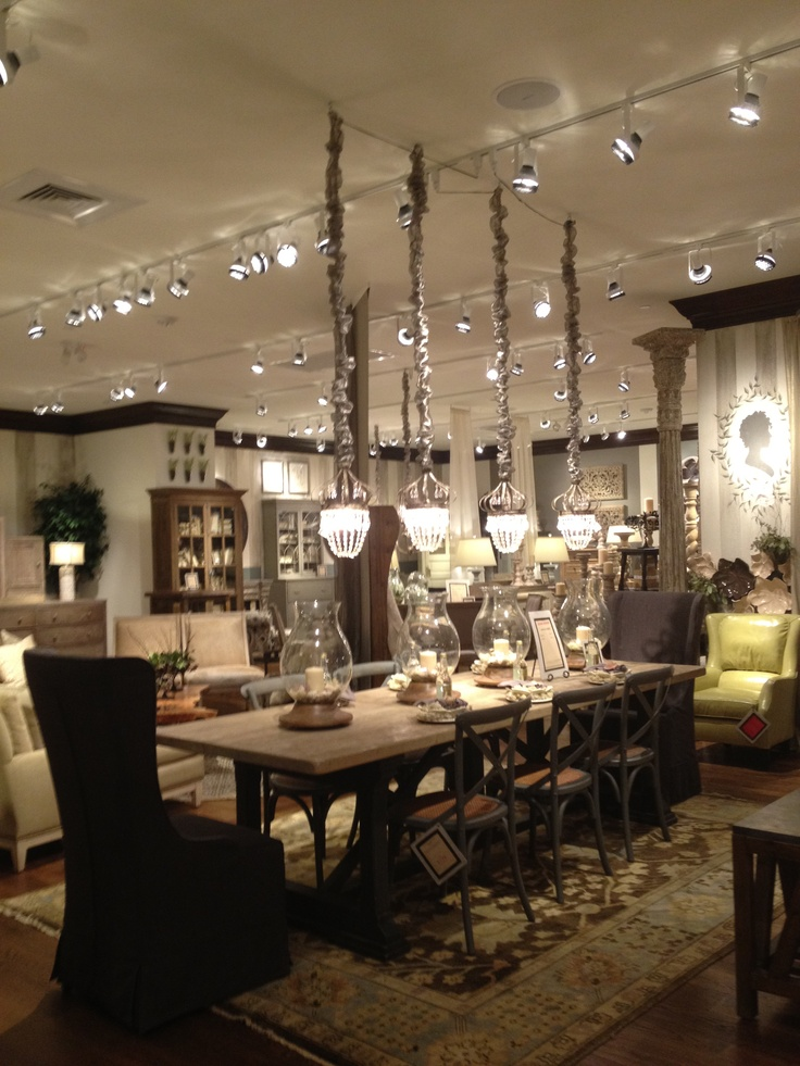 Arhaus furniture has opened a new store at crabtree fun to browse