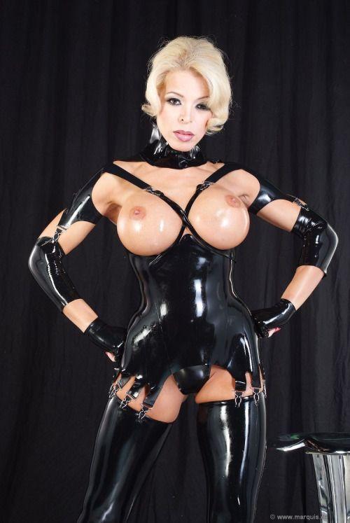 big tits in clear latex - Blog