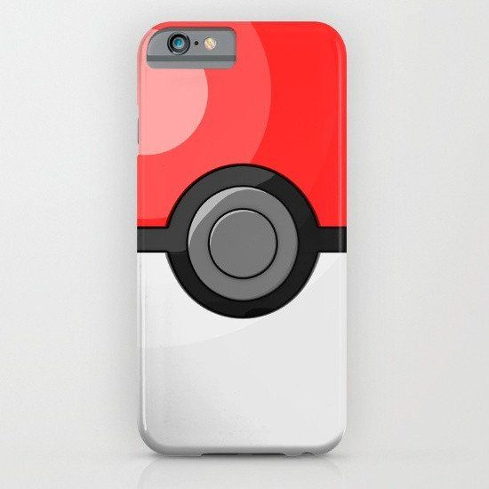 Classic Pokeball iphone case, smartphone