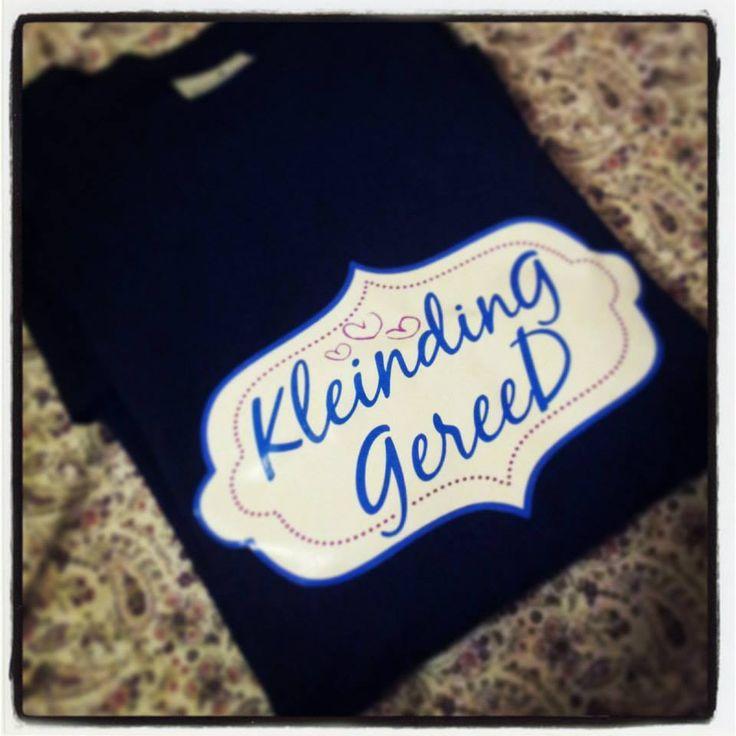 Kleinding gereed  www.myhartjiemyliefie.com