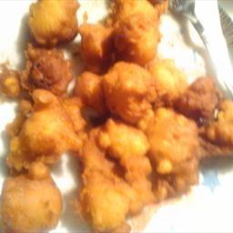 Corn Nuggets recipe