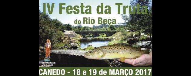 IV Festa da Truta do Rio Beça