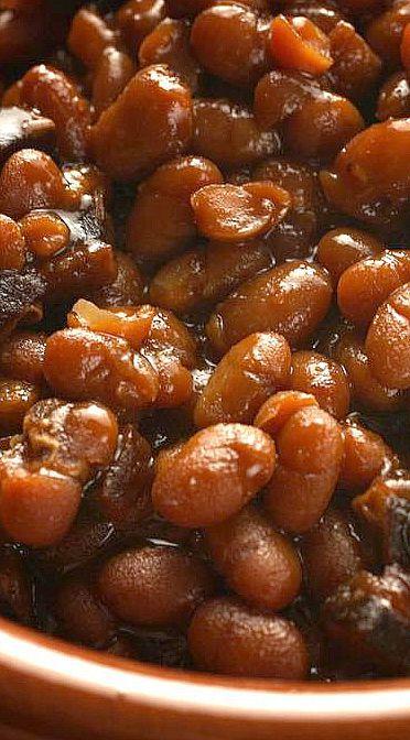 Boston Baked Beans Baked Beans And Boston On Pinterest