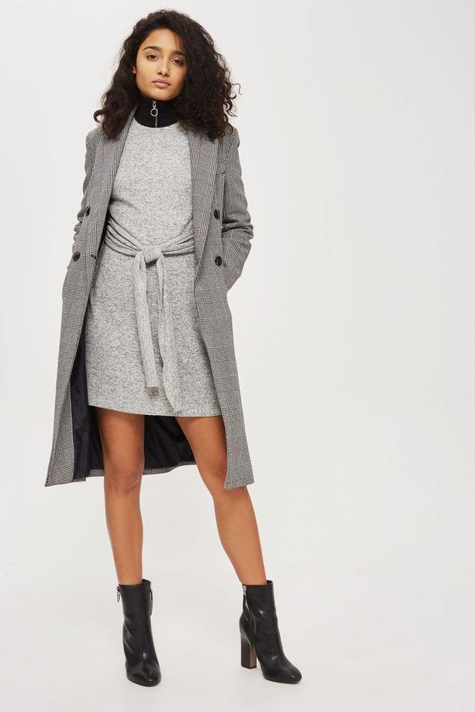 Cut and Sew Jumper Dress