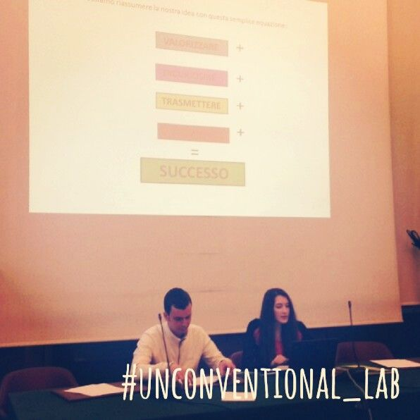 Finalisti #unconventional_lab #froggers #unimi #Unisef #HenryGlass