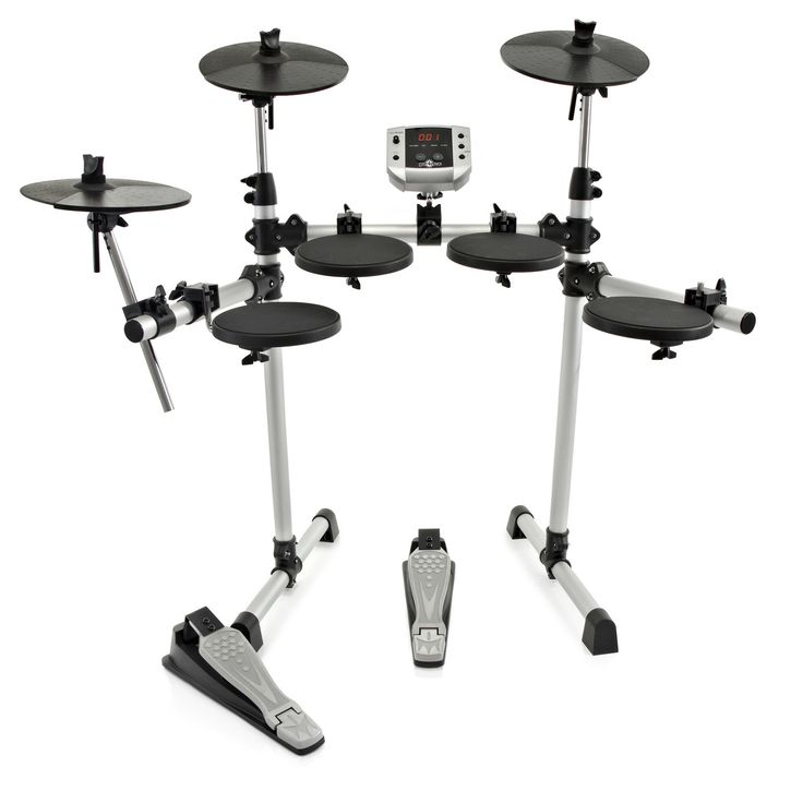 Digital Drums 400 Compact Electronic Drum Kit by Gear4music at Gear4music.com