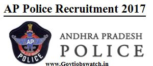 AP Police Recruitment 2017, appolice.gov.in Upcoming 10000 Constable, ASI, SI Vacancy 2017 Apply Online, Andhra Pradesh Police Jobs 2017, AP Police Bharti