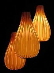 Resultado de imagen para lamparas de madera