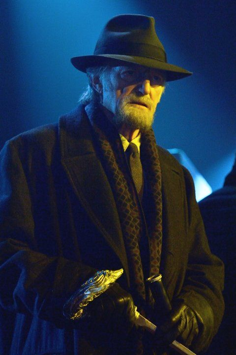 The Strain (TV Series 2014– ) David Bradley stars as Professor Abraham Setrakian
