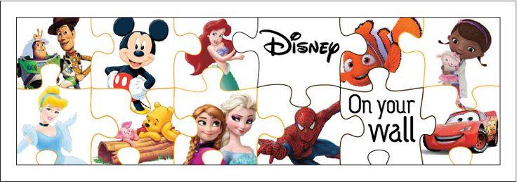 #fantastick #onyourwall #wallart #sticker #home #deco #disney