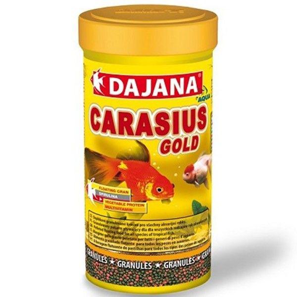 Dajana Carasius Gold comprar en puppytienda online al mejor precio en San Fernando de Henares alimento con alto contenido en Spirulina para peces