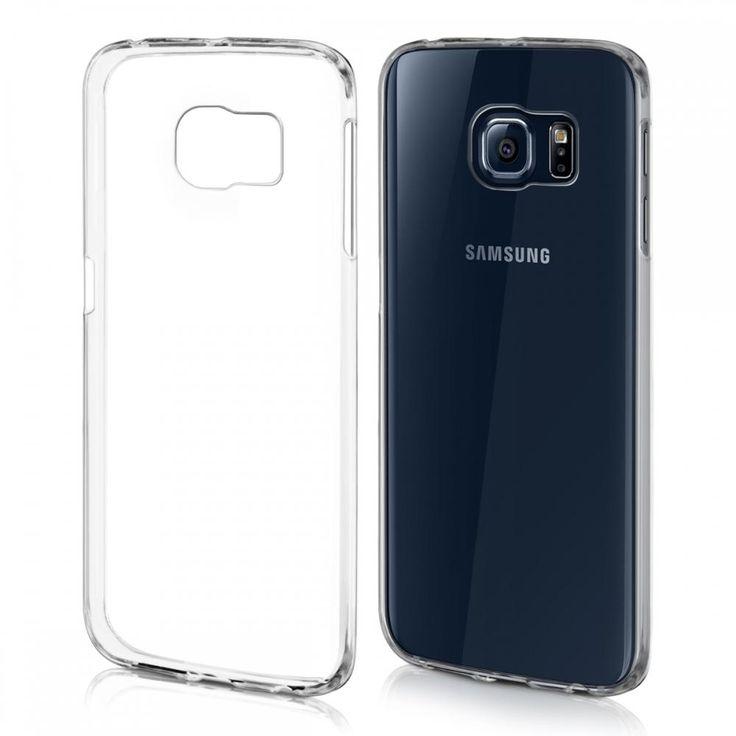 Slim Transparent Case - Galaxy S6 Edge