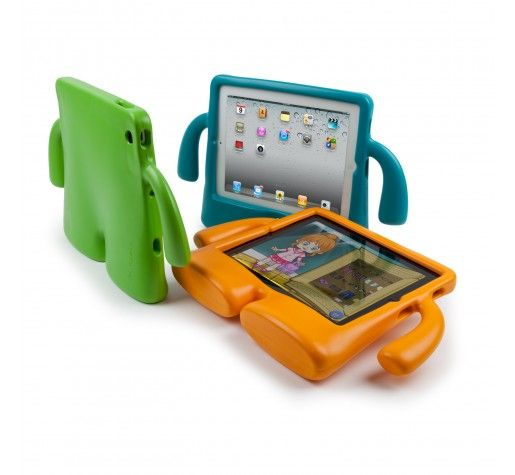 iGuy (fits all iPads)  Say hi to iGuy. He's fun, freestanding and kid-friendly. Designed to fit all iPads — even the new iPad!  NEED this for my new ipad3!  http://www.webexpertz.in/ipad-application-development.html