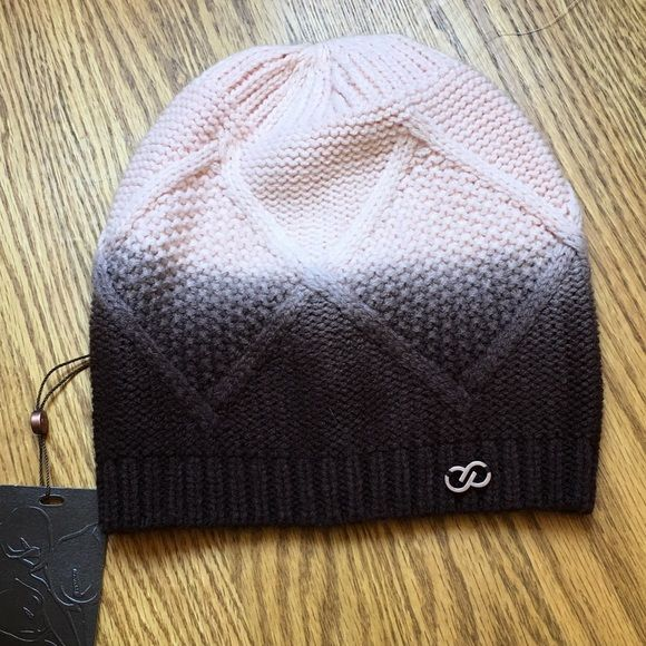 NWT CALIA BY CARRIE UNDERWOOD PINK&PURPLE HAT♏️ NEW WITH TAGS, NEVER WORN, CALIA.. CARRIE UNDERWOOD'S LINE OF CLOTHING SIMILAR TO LULULEMON, PINK THAT FADES INTO A DEAP PURPLE BEANIE STYLE HAT! SO CUTE!JUST TO WARM HERE IN NC!!** THIS NEW... PRICE FIRM~..ITS A 25$ NEW HAT!! THE PRICE LISTED IS VERY LOW!! CALIA by Carrie Underwood Accessories Hats