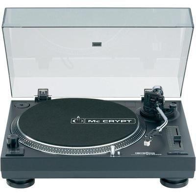/** Priceshoppers.fr **/ Platine vinyle USB Mc Crypt DJ-2650