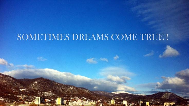 Dreams come true !  #Marmures, Romania