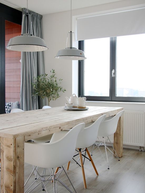 Clean and simple dining