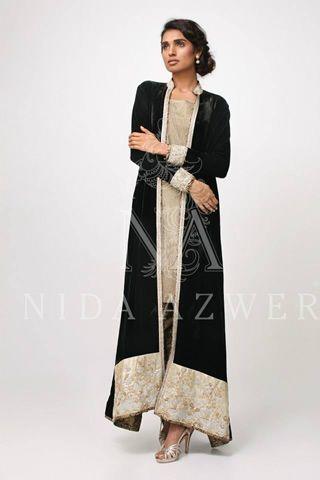 Formal Wear 2014 by Nida Azwer