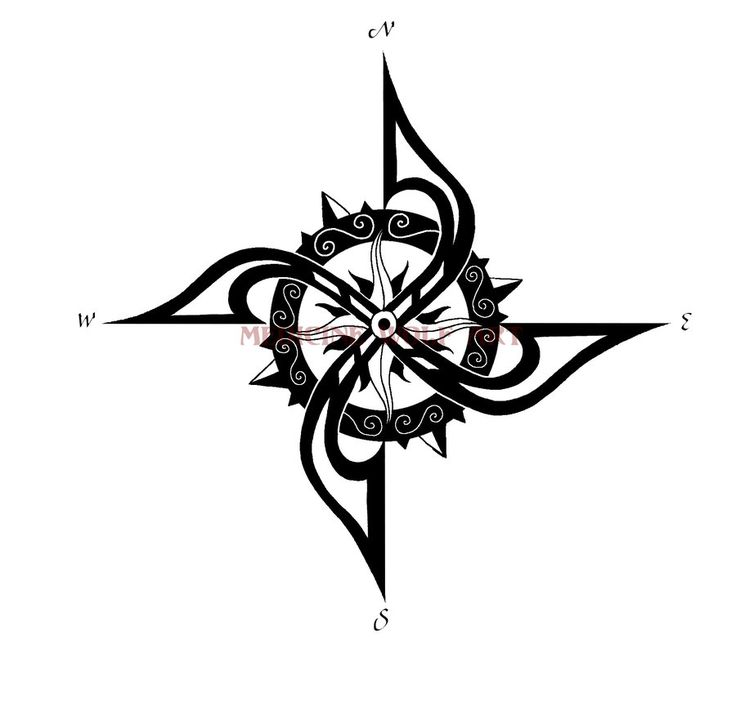 compass tattoo | Tattoo Compi: Tattoo Designs by Glenda Morgan