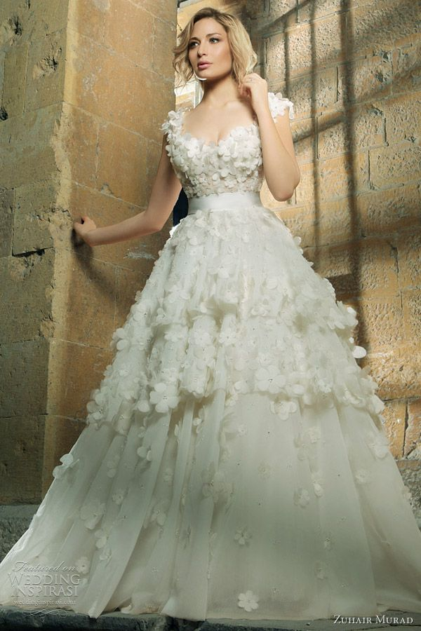 Zuhair Murad wedding dresses 2011