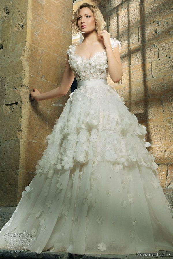 Zuhair Murad Wedding Dresses 2011 | Wedding Inspirasi