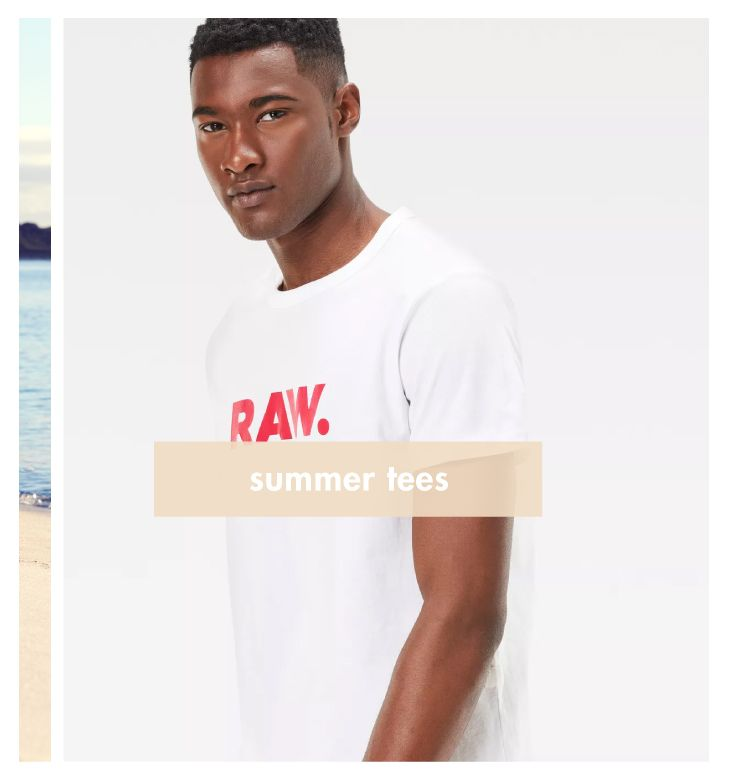 Check out the collection of Mens Summer Tees at USC! Shop SS17!