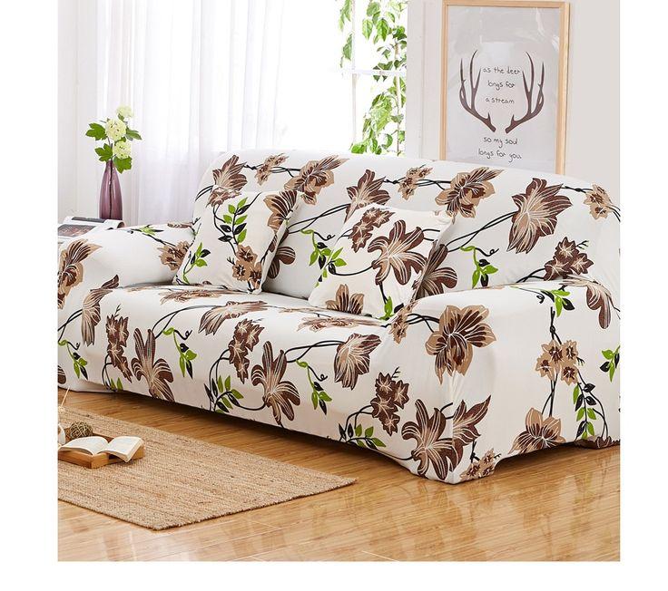 Coqueena™ цветы чехол на диван чехлы на мебель чехол для ...