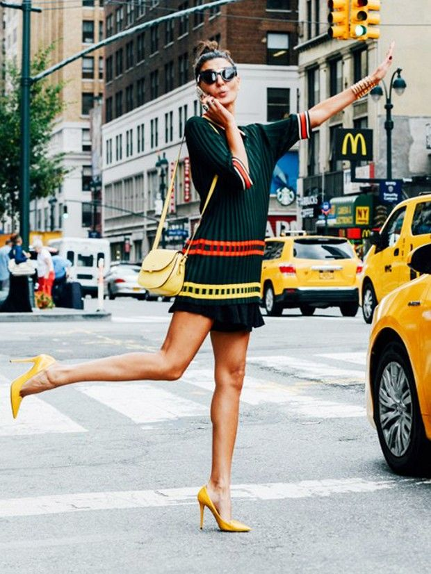 Living in New York City may often be hailed as the BEST THING EVER, but it's no easy feat, either.  via @WhoWhatWear