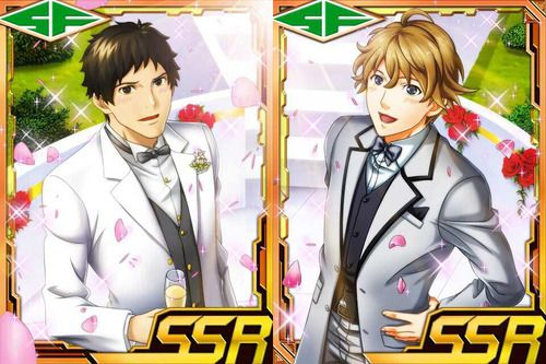 "remember how at the end of samurai flamenco these two dudes got married and all the comments people left were like ""wow they have such a strong friendship"" because… look at those friends. at their friendship ceremony. very friendship. no homo."