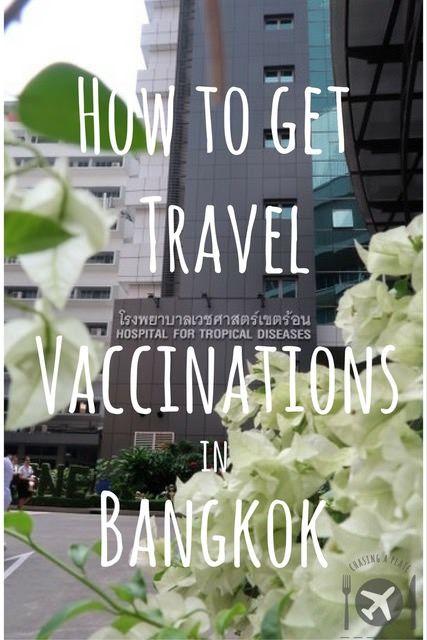 How to get travel vaccinations in Bangkok.  Travel vaccinations   Travel vaccinations in Bangkok   Tips for travellers   Bangkok, Thailand tips   Travel shots for travellers   How to get travel vaccinations   Travel jabs in Bangkok   Travel blog   Travel blogger   Bangkok Travel Blog