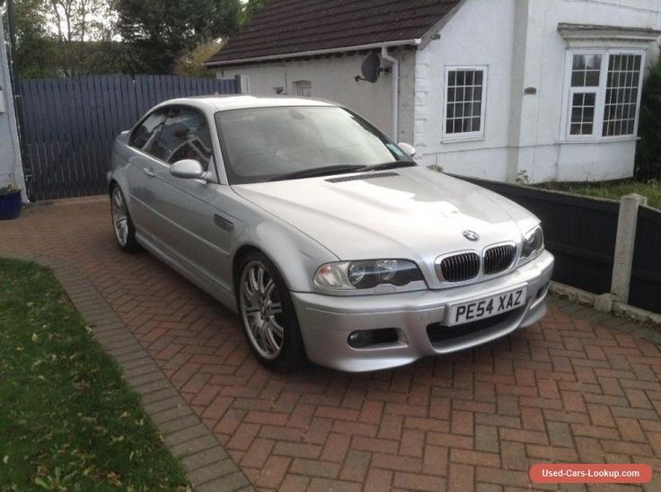 BMW M3 2004 manual coupe 97000 miles silver red leather #bmw #m3 #forsale #unitedkingdom