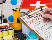 "Hurricane season started June 1. You may have an emergency plan, but have you prepared your medical information for an evacuation? Get tips for creating a patient safety ""go"" form."