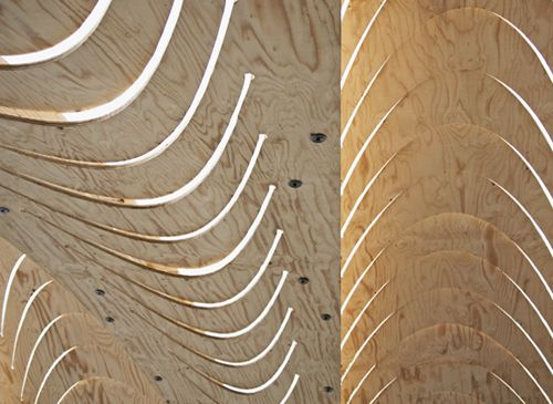 AA-ETH Pavilion | Chair of Structural Design
