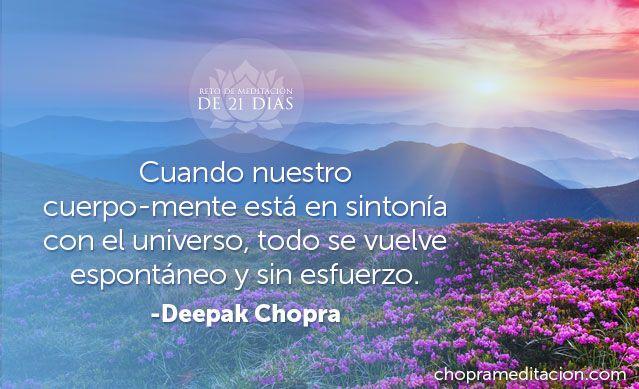 ¡Vive la vida que siempre has deseado! En este nuevo Reto de meditación de 21 días, Creando abundancia, Deepak y CALA te guiarán en cada paso del camino para crear una vida de abundancia infinita.  Tu transformación comienza el 17.11.14. ¡No esperes... regístrate ahora! http://bit.ly/1onqXNG