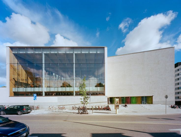 Turku City Library, Finland