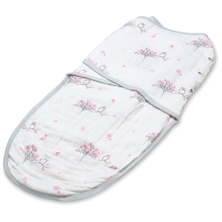 For the Birds Classic Easy Swaddle